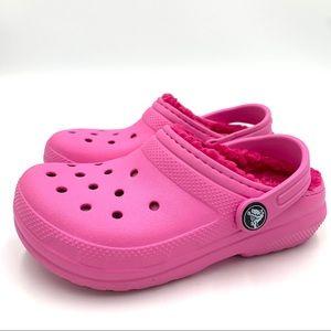 Crocs Sz.12 Kids' Classic Lined Clog